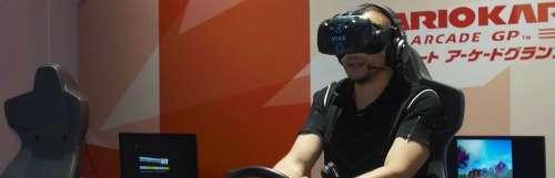 Docus/reportages - Immersion dans la VR Zone Bandai Namco de Shinjuku