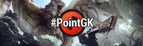 Le point gk - L'essentiel en 4 minutes sur : Monster Hunter World