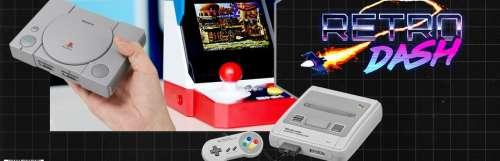 Rétro dash - Juste avant Noël, Rétro Dash s'intéresse aux consoles mini !