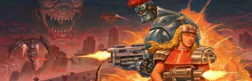 Action, réactions - Blazing Chrome honore son Contra