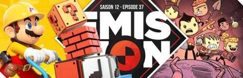 Gamekult, l'émission - L'émission des blocs avec Super Mario Maker 2 et Oxygen Not Included