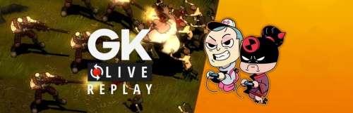Gk live (replay) - Noddus fait le mur face aux zombies de They Are Billions