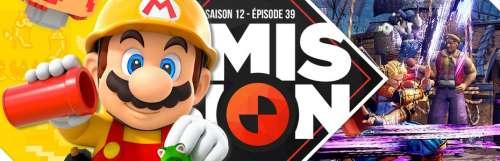 Gamekult, l'émission - Construction dans Mario Maker 2, destruction dans Samurai Shodown