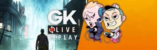 Gk live (replay) - Gautoz et Noddus se jettent à l'eau et plongent dans The Sinking City