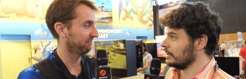 Docus/reportages - Puyo et Kamui vous font visiter le stand de Square Enix à Japan Expo 2019