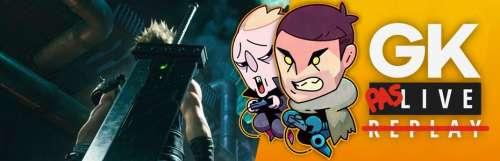 Action, réactions - Puyo dépiaute ses captures de Final Fantasy VII Remake