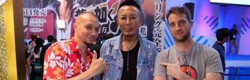Action, réactions - Puyo et Greg posent leur mimines sur Yakuza 7
