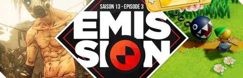 Gamekult, l'émission - Borderlands 3, Link's Awakening, Switch Lite, Mega Drive Mini au menu