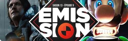 Gamekult, l'émission - Emission de la mort, émission de l'amour pour Death Stranding, Luigi's Mansion 3 et COD