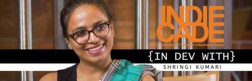 In dev with - Rencontre avec Shringi Kumari, magicienne du game design