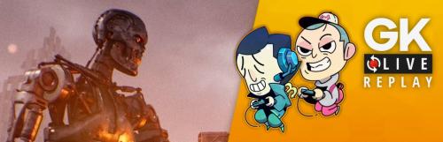 Gk live (replay) - Pipo et Noddus soulèvent les machines dans Terminator : Resistance