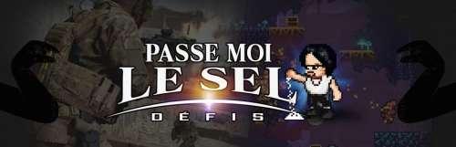 Passe moi le sel (replay) - Passe-moi le Sel #2 : c'est l'heure de la revanche sur Call of Duty Modern Warfare et Towerfall Ascension