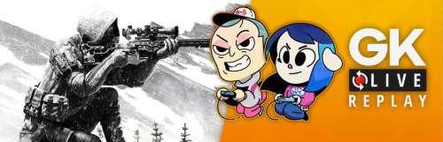 Gk live (replay) - Le tireur d'élite Noddus s'allonge dans les broussailles de Sniper Ghost Warrior Contracts