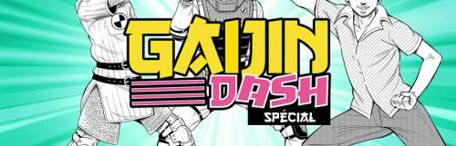Gaijin dash - Les gaijins se testent au Art to Play 2019 de Nantes