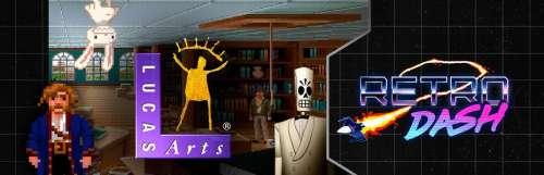 Rétro dash - On pointe et on clique, sans se forcer, dans notre Rétro Dash spécial LucasArts !
