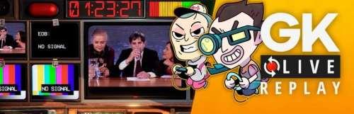 Gk live (replay) - Hubert en régie sur Not For Broadcast, un jeu de gestion de chaîne de télévision