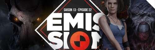 Gamekult, l'émission - Baldur's Gate 3 et Resident Evil 3 avant l'heure dans l'émission