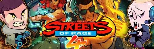 Action, réactions - Streets of Rage 4 : 30 minutes de gameplay commenté depuis la rédac'