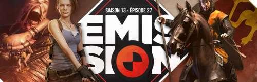 Gamekult, l'émission - Une émission longue et pépère pour un RE 3 Remake court mais intense