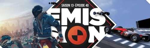 Gamekult, l'émission - Ubisoft en trouble-fête de l'Émission avec Trackmania et Hyper Scape