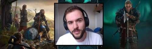 Action, réactions - Nous avons joué à Assassin's Creed Valhalla, voici nos impressions en vidéo