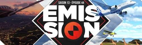 Gamekult, l'émission - La rédaction simule et s'envoie en l'air dans l'Émission avec Flight Simulator