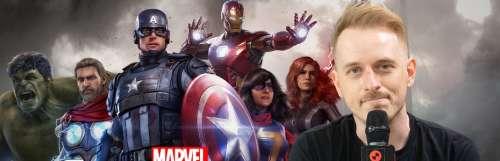 Action, réactions - On a pu s'essayer à la bêta de l'héroïque Marvel's Avengers