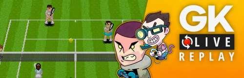 Gk live (replay) - On ressort la Super Nintendo pour un défi rétro-sportif