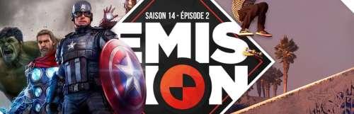 Gamekult, l'émission - Marvel's Avengers, pas le héros qu'on attendait