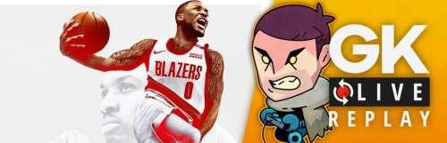 Gk live (replay) - Puyo retrouve les chemins des parquets dans NBA 2K21