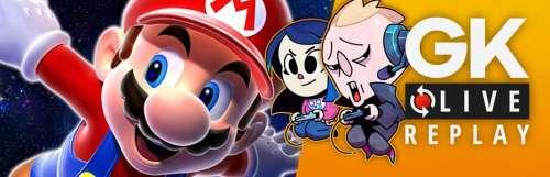 Gk live (replay) - Gautoz et Luma enfilent leurs casquettes sur Super Mario 3D All-Stars
