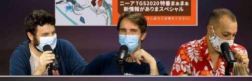 Gk live (replay) - Greg, Daniel et Puyo suivent le live Square Enix : Nier à toutes les sauces