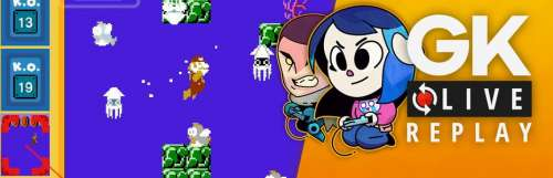 Gk live (replay) - Luma et Puyo font la paire sur Super Mario Bros. 35