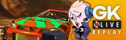 Gk live (replay) - Gautoz et DIRT 5 glissent sur Xbox Series X