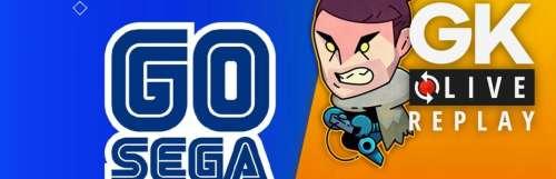 Gk live (replay) - 60 ans de SEGA, Puyo fête ça avec 4 jeux cadeaux
