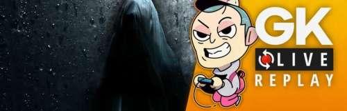 Gk live (replay) - Noddus se plonge dans le noir pour découvrir le jeu d'horreur Visage