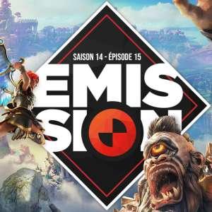 Gamekult, l'émission - L'Émission prouve qu'elle est Immortals avec Fenyx Rising