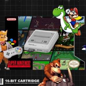 Rétro dash - On fait la fête à la Super Nintendo pour ses 30 ans