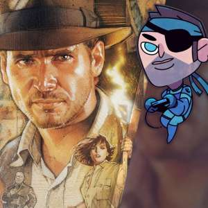 Gk live (replay) - Le Père fait claquer son fouet dans Indiana Jones et la Machine Infernale