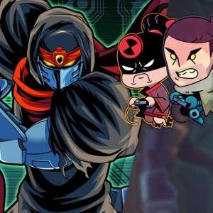 Gk live (replay) - Puyo se frotte au ninja hardcore de Cyber Shadow