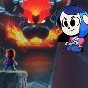 Gk live (replay) - Luma fait coup double sur Super Mario 3D World + Bowser's Fury
