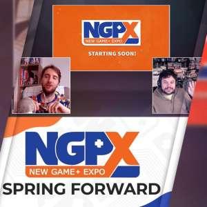 Gk live (replay) - Puyo et Daniel commentent le NGPX 2021, du jeu japonais à la pelle
