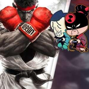 Gk live (replay) - Virgile valide son 1er Dan en compagnie de Pipomantis sur Street Fighter V