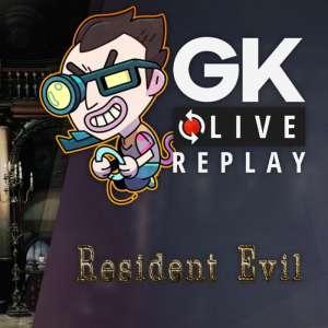 Gk live (replay) - Ça enfonce des portes ouvertes dans la 3e partie du live Resident Evil