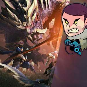 Gk live (replay) - Puyo rappelle les bases de Monster Hunter Rise