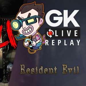 Gk live (replay) - Hubert prépare la guerre dans la 4e partie du GK Live Resident Evil
