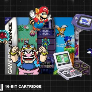 Rétro dash - Game Boy Advance : on fête les 20 ans de la portable de Nintendo
