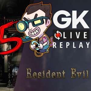 Gk live (replay) - 5e partie du GK Live Resident Evil, Hubert mitraille
