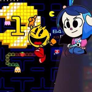 Gk live (replay) - Luma mange des pac-gommes à gogo dans Pac-Man 99