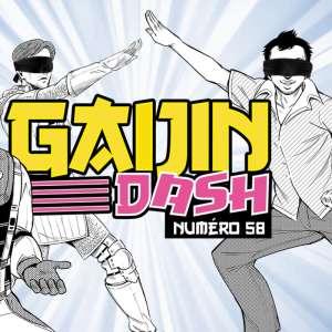 Gaijin dash - Gaijin Dash ver.1.22474487139...  Le trio se donne la réplique sur Nier Replicant